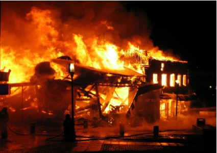 Fire Damage Restoration in Virginia